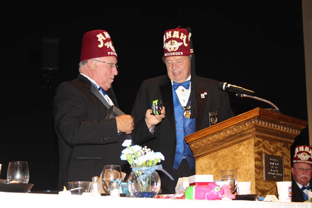 2019 Potentate's Reception